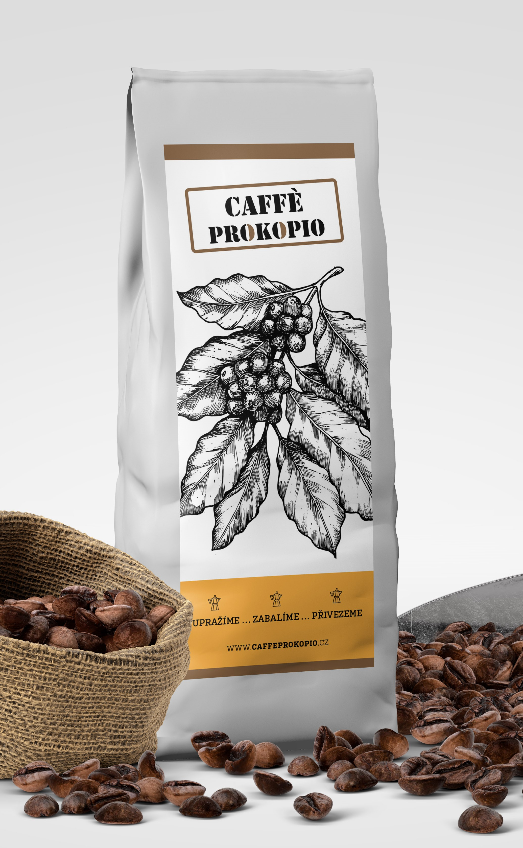 Colombia Medellin Swiss Water decaf